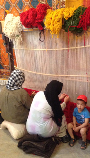 Berber Weavers