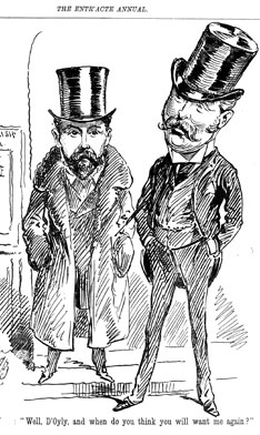 Gilbert and D'Oyly Carte