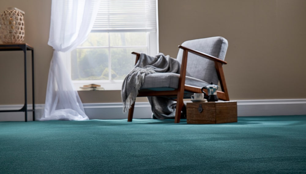 Luxury Blue Carpets